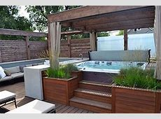 15 Hot Tub Deck Surround Ideas HotTubWorks Spa & Hot Tub