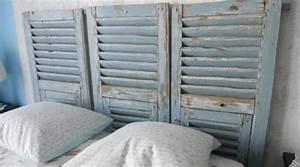 Tete De Lit Maison De La Literie : une belle t te de lit pour faire de doux r ves blog ma maison mon jardin ~ Teatrodelosmanantiales.com Idées de Décoration