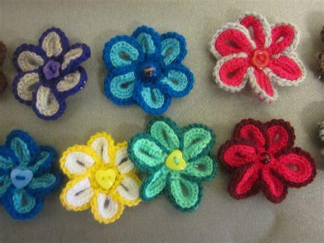fiori di all uncinetto uncinetto fiori foto