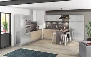 Image gallery modele de cuisine for Exemple de cuisine