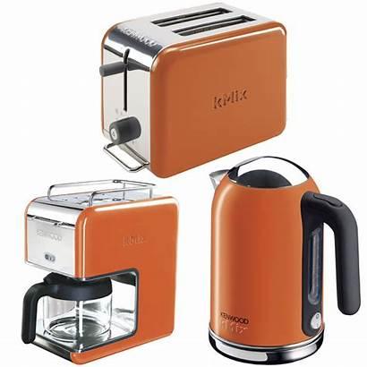 Orange Kenwood Kmix Kitchen Toaster Slice Boutique
