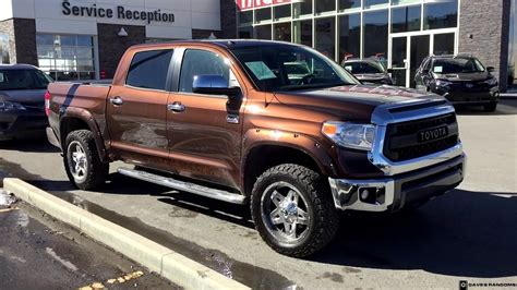 Toyota Tundra 1794 Edition 2017 by Lifted 2017 Toyota Tundra 1794 Edition Crew Max With A Trd