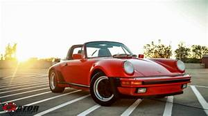 1987 Porsche 911 Carrera Turbo 930 Targa
