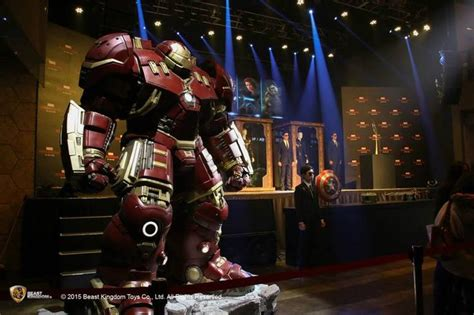 life size hulkbuster statue  cost