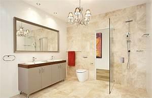 Meuble Salle De Bain Noyer : meuble de salle de bain et id es de d co en 60 photos supers ~ Melissatoandfro.com Idées de Décoration