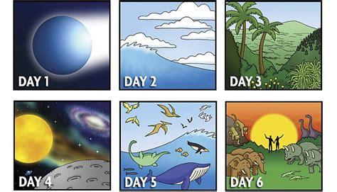 necessity  believing   literal days creationcom