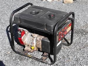 Coleman Powermate 5000 Watt Generator Pm054 Manuals