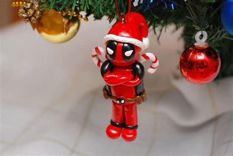 geek handmade  lindsay craft clay christmas