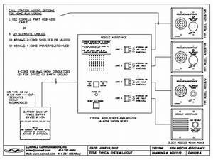 Wiring Diagram Annunciator