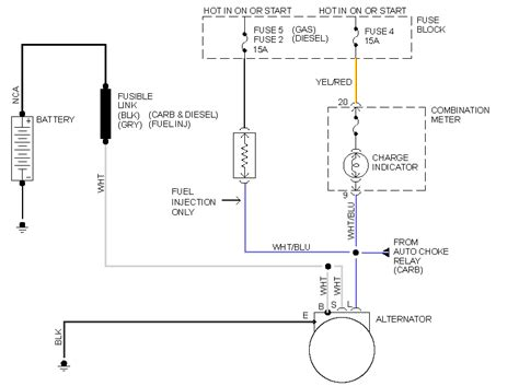 Need Wiring Diagram For Nissan Pickup