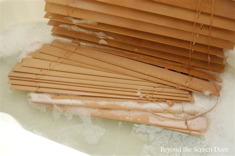 easiest way to clean wood blinds a slightly unorthodox method for cleaning faux wood blinds