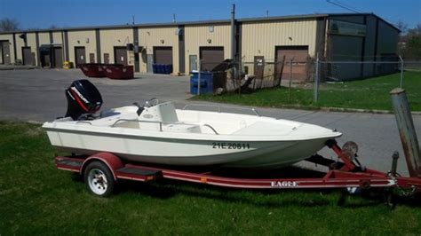 Boat Trailers For Sale Kingston Ontario by Scout 145 2002 Used Boat For Sale In Kingston Ontario
