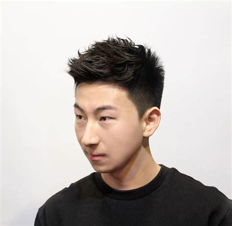 traditional haircuts  korean man classic haircuts