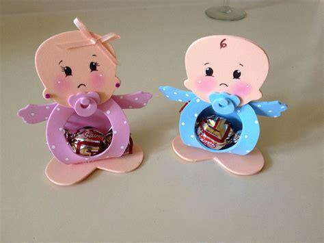 Recuerditos Para Baby Shower - recuerdos baby shower nacimiento foami porta dulces bs