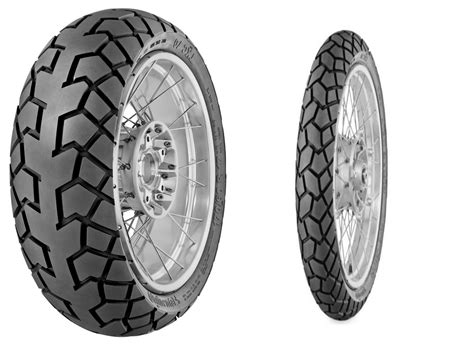 Continental Tkc70 Dual Sport Front & Rear Tire Set, 120