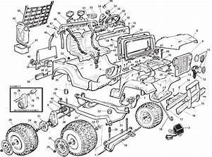 2008 Wrangler Engine Diagram