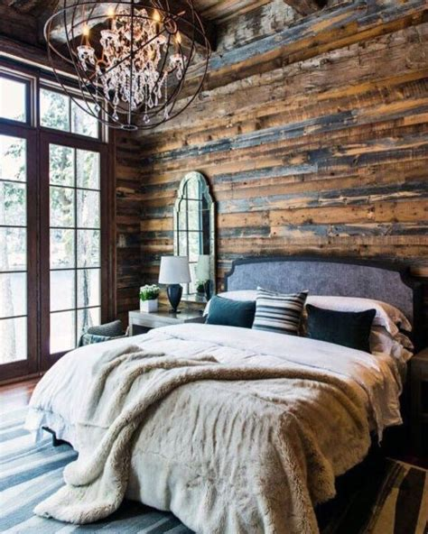 Top 40 Best Rustic Bedroom Ideas  Vintage Designs