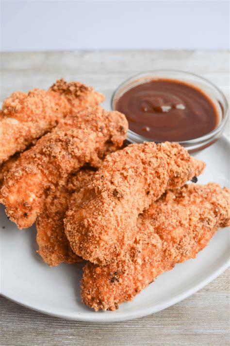 chicken keto fryer air tenders loud frying