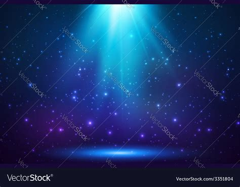 Top Vector Backgrounds by Blue Shining Top Magic Light Background Royalty Free Vector