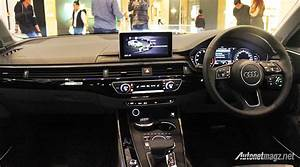 Audi A4 2016 Kini Diluncurkan, Mobil Pertama di Indonesia ...