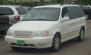 2004 Kia Sedona Lx