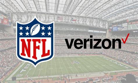 NFL Inks Partnership With Verizon To Drive 5G Innovation