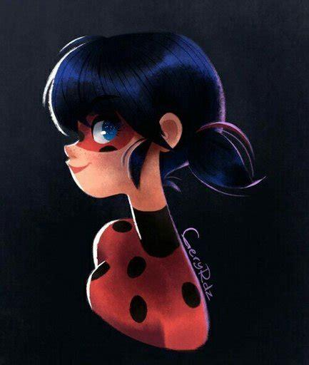 how to draw a ladybug هل انتم من محبي الميراكلس الدعسوقة ام القط اأسود 6786