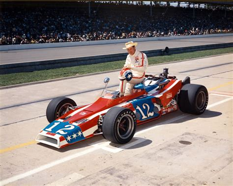 The Liveries Of The 1971 Indianapolis 500 Mile Race