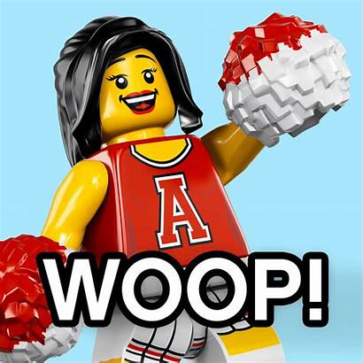 Lego Gifs Hurray Cheer Stream Revenue Woop