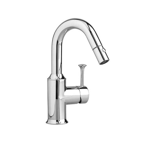 standard single handle kitchen faucet standard pekoe single handle pull out sprayer
