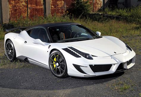 2011 458 Italia Price by 2011 458 Italia Mansory Siracusa Specifications