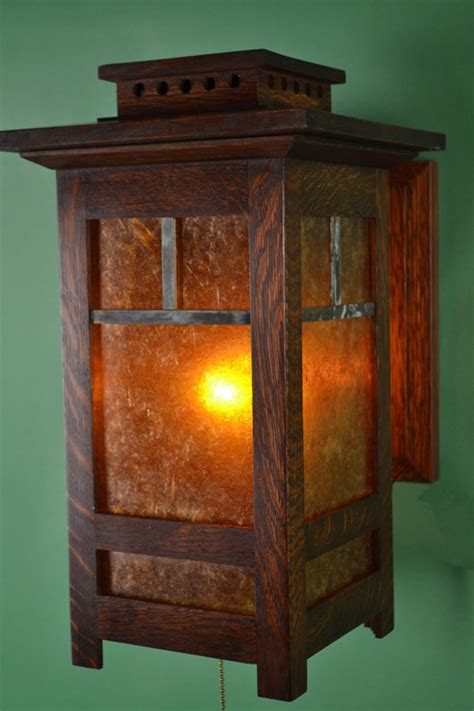 wall sconce ideas original classic style craftsman wall