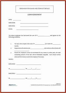 6 sample personal loan agreement template purchase With personal loan document sample