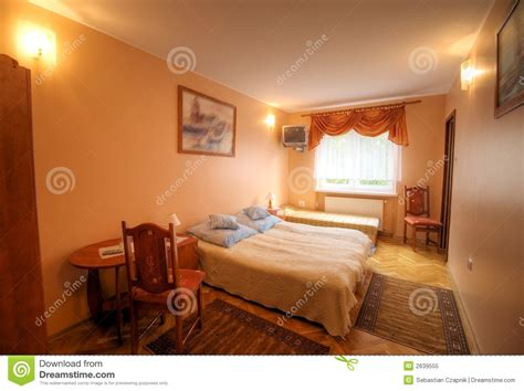 small hotel room royalty free image 2639555