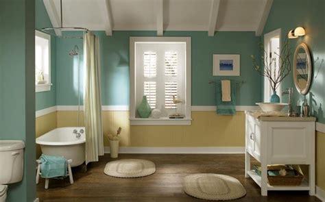 peinture salle de bain     qui vont