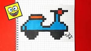 Pixel Art Voiture Facile : pixel art facile et rapide ~ Maxctalentgroup.com Avis de Voitures