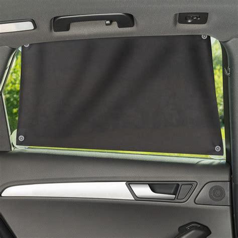 auto sonnenschutz kinder zamboo universal sonnenschutz tuch f 252 r auto seitenscheiben dunkelgrau babyartikel de