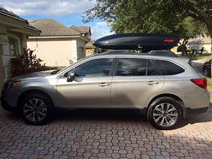 Rooftop Cargo Box - Page 5 - Subaru Outback