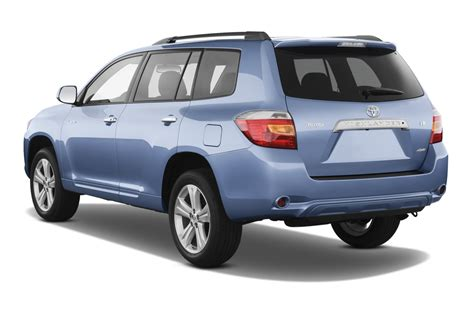 Toyota Highlander Motor by 2010 Toyota Highlander Reviews And Rating Motor Trend