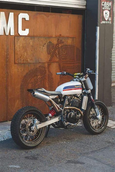 kawasaki cafe racer bikes getunte motorr 228 der motorrad umbauten autos und motorr 228 der