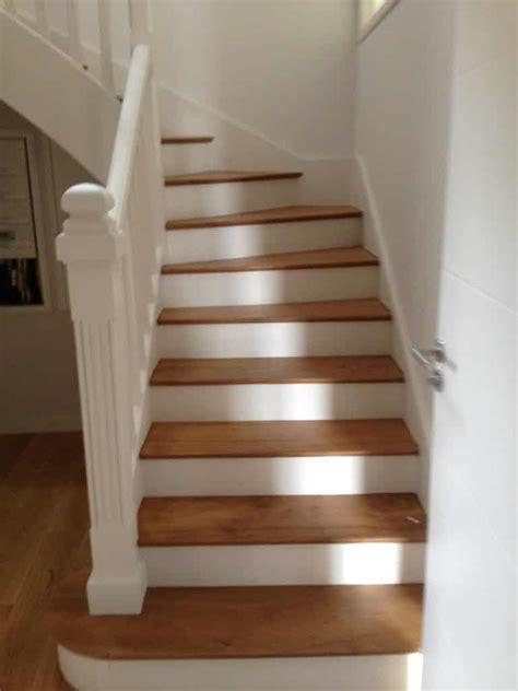relooker un escalier en chene peindre un escalier l atelier des couleurs