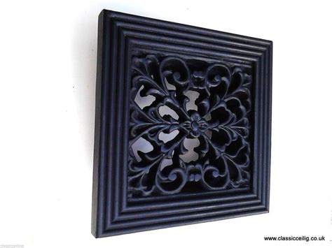 Kitchen Extractor Fan Light Cover by Details About Wall Vent Ducting Grille Cover Bathroom