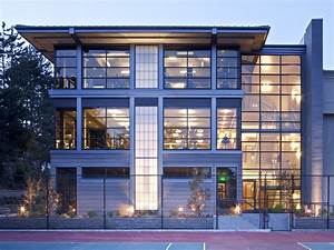The Bellevue Club by Baylis Architects