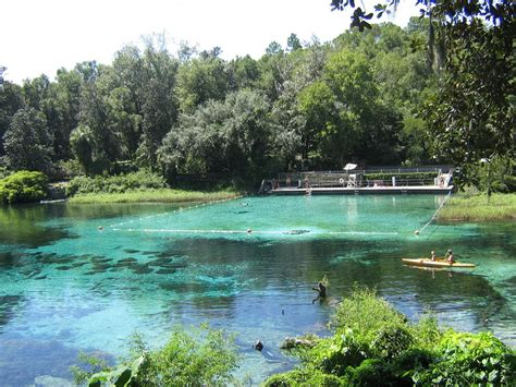 Rainbow Springs  Beautiful Water Park Pictures