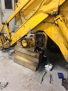 Lm 641  Diverse Reparationer   U00c4ntligen En Lastmaskin Igen   U2022 Maskinisten