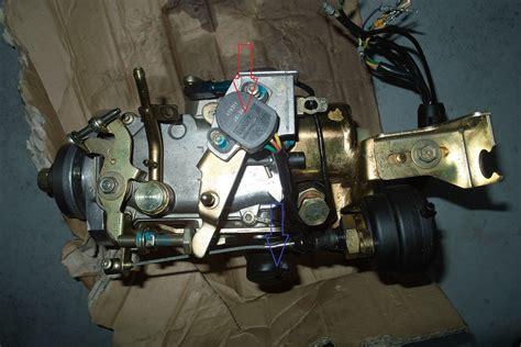 sterowanie silnikiem vw  aef  pompa lucas elektrodapl