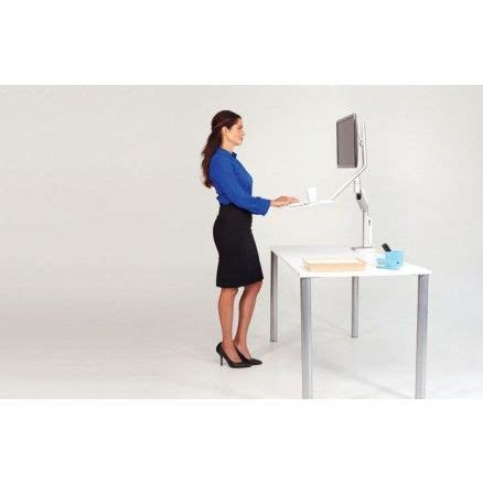 Humanscale Standing Desk Converter by The World S Catalog Of Ideas