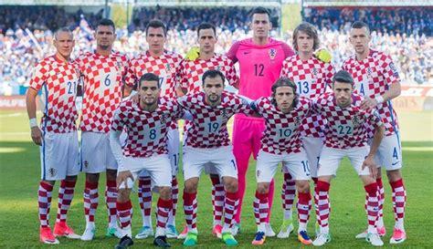 Croatia Names Man World Cup Squad Week