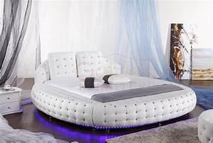 Diamond Luxury King Size Round Bed On Sale 6821# - Buy