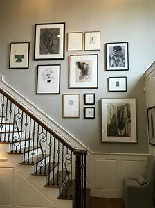 Staircase, Gallery, Wall, Inspiration